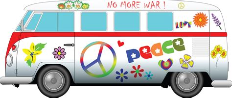 hippie volkswagen drawing hippie clipart vw pencil and in color hippie clipart