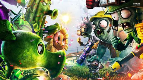 plants vs zombies wallpapers wallpaper cave