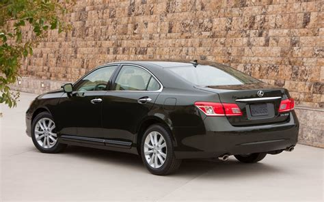 2012 lexus es350 reviews and rating motor trend