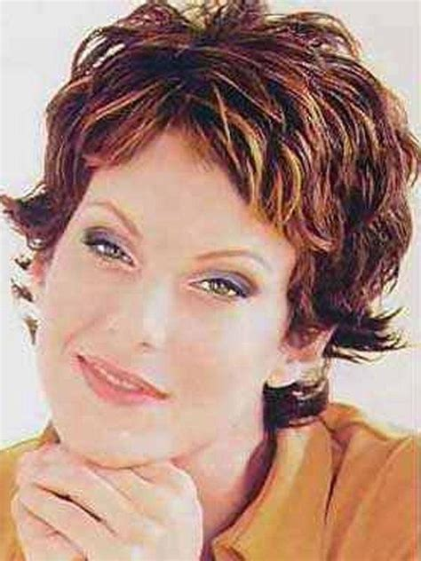 short hairstyles for women of 62 15 photo of short curly hairstyles for over 40