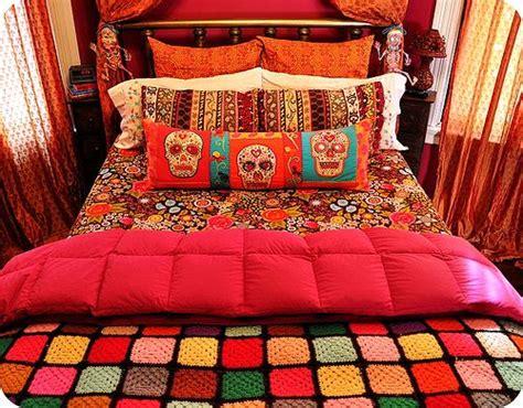 sugar skull bedroom decor materiais e cores que aquecem dia de bedrooms and bedsp on