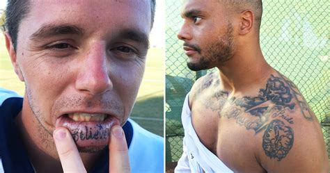 the worst and best nfl player tattoos