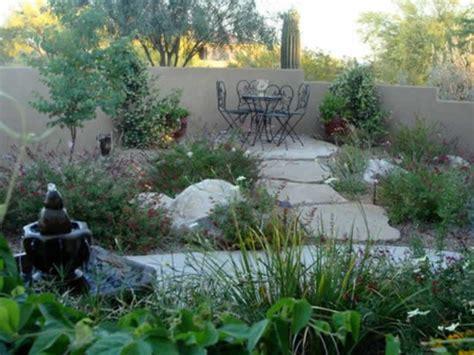 Small Backyard Landscaping Ideas Arizona Landscaping Awards Tucson Az Sonoran Gardens Inc