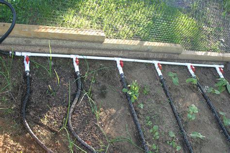 Vegetable Garden Irrigation Systems Design Unique Home Vegetable Garden Irrigation Systems Design