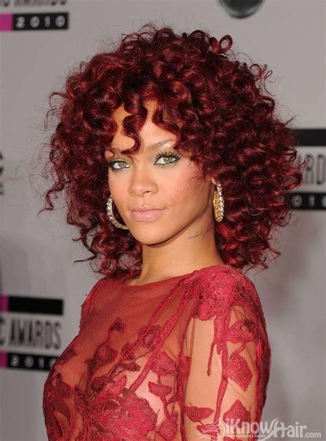 rihanna rihanna red hair rihanna short hair styles