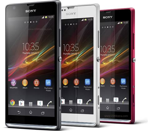 sony xperia sp sony xperia sp pictures official photos