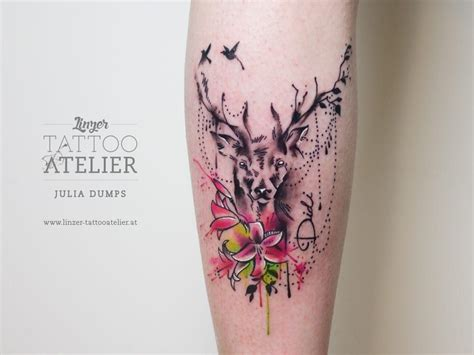 watercolor tattoo artists california 36 beautiful watercolor tattoos from the world s finest