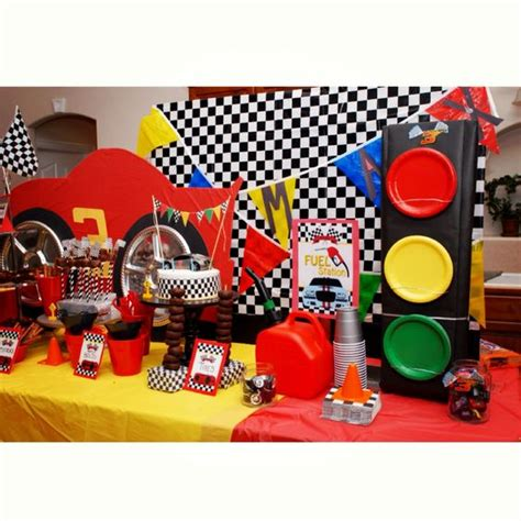 hot car themes car theme birthday party party planning pinterest