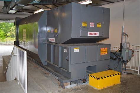used trash compactor compactors
