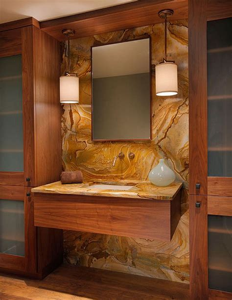 bad countertops ideen 14 badezimmer design ideen f 252 r elegante formen und feine