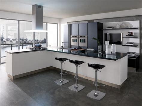 cuisine en l avec ilot 4498 top 15 des plus belles cuisines avec 238 lot central visite