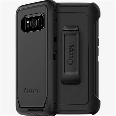 Otterbox Defender For Samsung Galaxy S8 Lombardi Black Hitam otterbox defender series for galaxy s8 verizon wireless