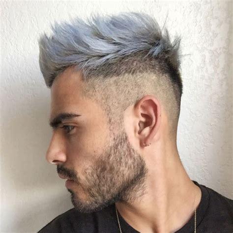 merman hair  guys  colored hair  dyed beards  guide