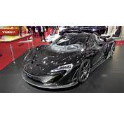FAB Designs Stand In Geneva Custom McLaren P1 And Lambo