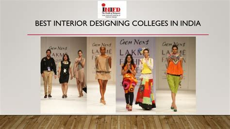 ppt top fashion designing institutes in india powerpoint