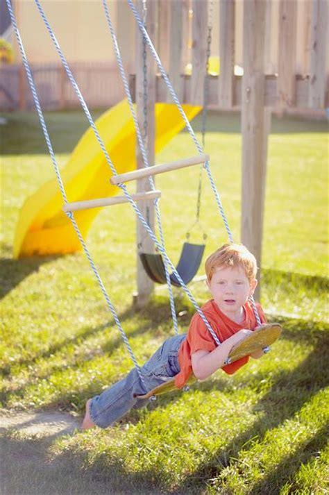 outdoor swings    kids happy shelterness