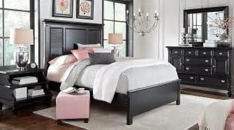 bedroom furniture picture gallery belmar black 5 pc queen bedroom queen bedroom sets black