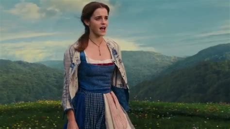 emma watson singing autotune that easter moment eucatastrophe in the new beauty and