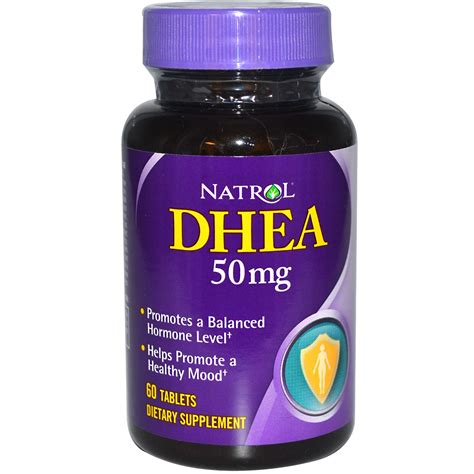Suplemen Dhea Natrol Dhea 50mg The Supplements Lab