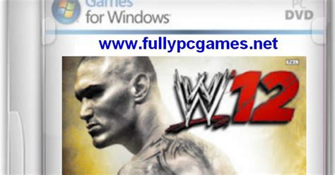 wwe 12 na pc telecharger
