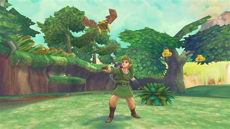 skyward sword problem with skyward sword graphics nintendo fan club
