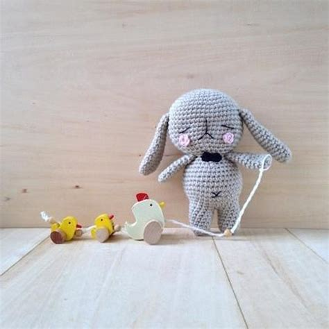 Risa Top Grey Mc T1310 4 amigurumei risa chan the bunny amigurumi pattern crochet