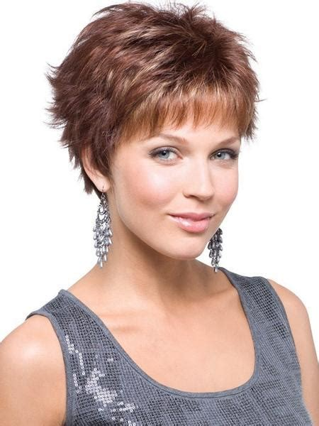 wigs for women over 50 spiky wigs for women over 50 rene short hairstyle 2013