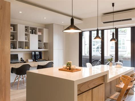 contemporary child friendly apartment   young urban