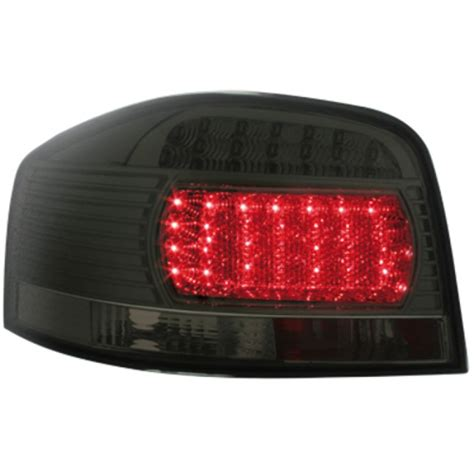 R Ckleuchten Audi A3 8p by Led R 252 Ckleuchten Rauch Schwarz F 252 R Audi A3 S3 8p 209 00