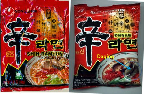 pentingnya label halal kasus mie instant shin ramyun