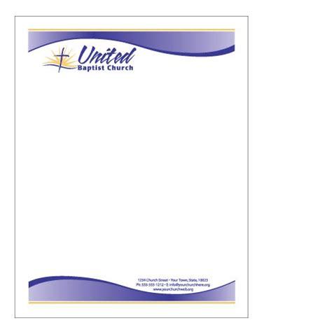Exceptional Professional Church Logos #2: Sample-church-letterhead-lh-f-2-qhEjSi.jpg