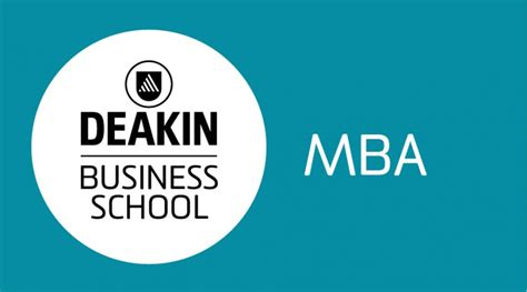 Deakin Mba Ranking by Our Partners