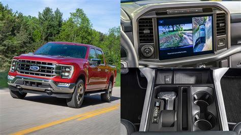 ford   interior  design features  tech