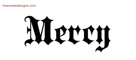 mercy tattoo designs mercy archives free name designs