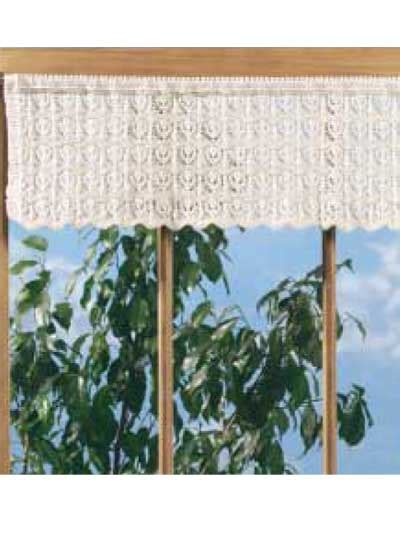cafe curtain pattern pineapple cafe curtain crochet pattern