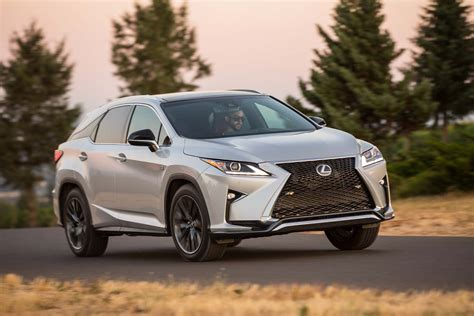 2016 lexus rx 350 awd f sport gallery and