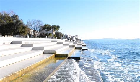 sea organ zadar sea organ turns waves into