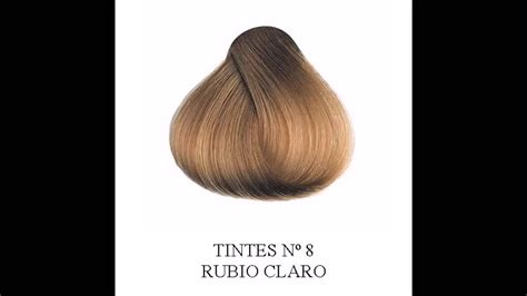 numeros de tintes para el cabello como te 241 ir el pelo con un tinte rubio claro n 250 mero 8 doovi