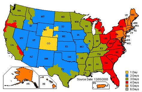 ups shipping map shipping map