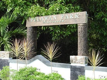 kebun raya balikpapan wisata hijau  tengah kepenatan
