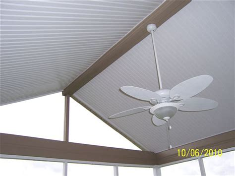 Vinyl Porch Ceiling by Stellar Construction Ltd Photo Galleries Outdoor Living Spaces