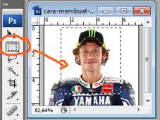 Mengolah Foto Dari Kamera Handphone Dengan Photoshop Cs2 cara edit pas foto cara membuat ukuran pas photo dengan
