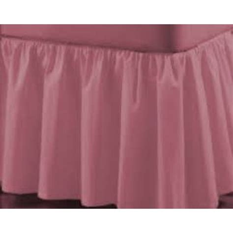 pink bed skirt pink bed skirt linens n curtains