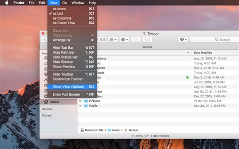 how to show the user library folder in macos the
