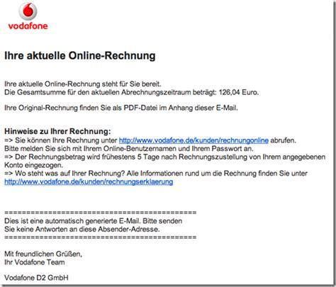 Mit Freundlichen Grüßen Gmbh Virusmail Der Schufa Und Vodafone Provinzblogger