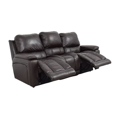 la z boy leather sofa la z boy recliners leather conner reclina rocker