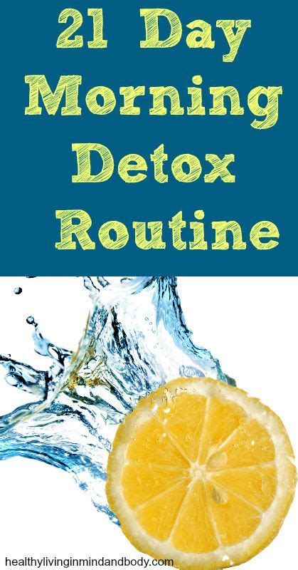 Morning Detox Trick by 9 Best Brain Food Images On Brain Food