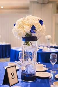 blue wedding centerpiece m 225 s de 1000 ideas sobre royal blue centerpieces en