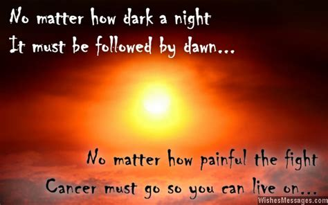 how can a live with cancer inspirational quotes for cancer patients messages and notes wishesmessages