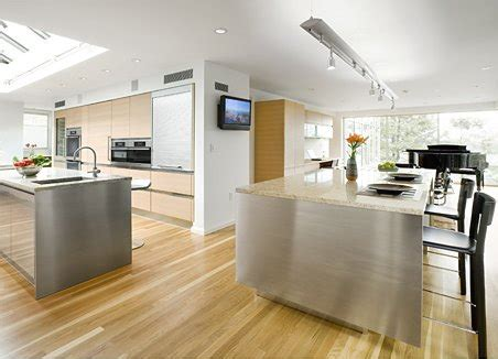 large kitchens design ideas beautiful design of big kitchen in colors digsdigs